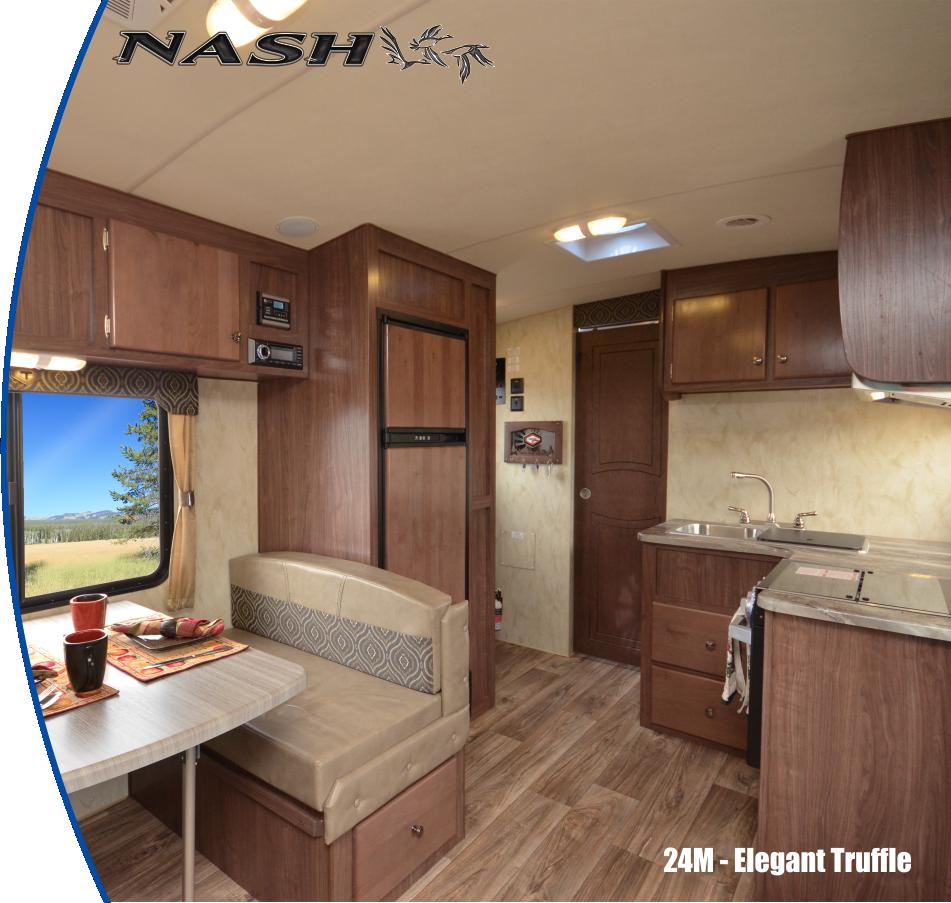 Northwood   Nash Travel Trailers