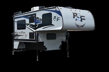 Arctic Fox Truck Camper