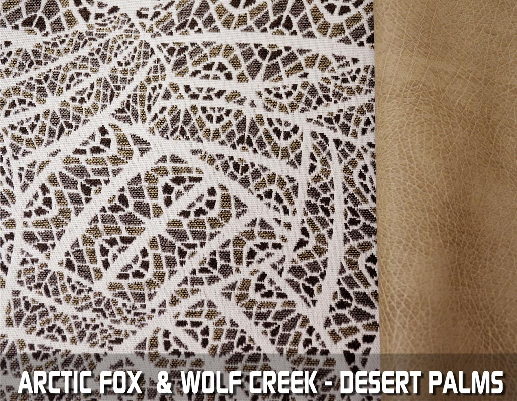 Arctic Fox Campers >> Northwood | Arctic Fox Camper Interior Colors