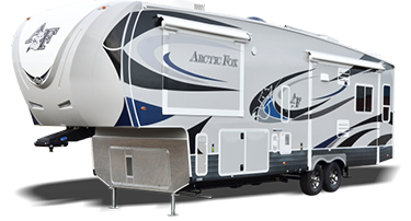 Arctic Fox Grande Ronde 5th Wheel