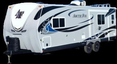 Arctic Fox Silver TT