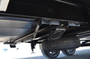 Pwr Dual-Motor Sliding Stab Jacks, Front & Rear
