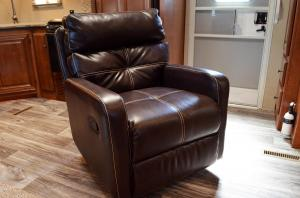 1 Cross-Stitch Swivel Rocker Recliner