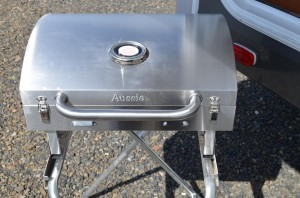 Aussie Grill with Stand