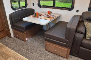 Booth with Dream Dinette