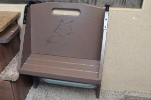 Arctic Fox Camper Seat-Step