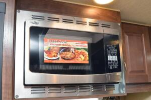 Convection Oven (Del Microwave)