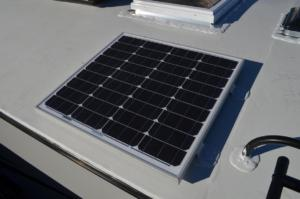 100 or 170 Watt Solar Panel