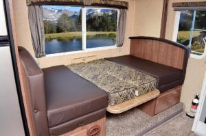 Dream Dinette as Bed