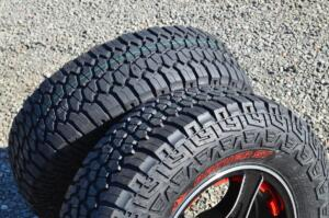 Off Road Knobby Tires