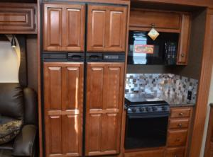 14 Cu Ft Fridge and Panels