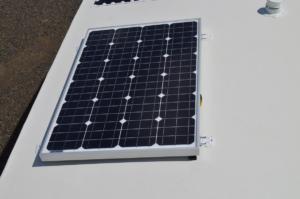 60, 100 or 160 Watt Solar Panel