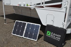 80 Watt Portable Solar Panel Kit (2)