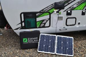 80 Watt Portable Solar Panel Kit (3)