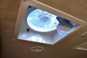 Fan Vent w Remote Tstat Rain Sensor Bedroom