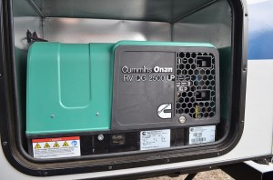 2.5 Onan LP Generator