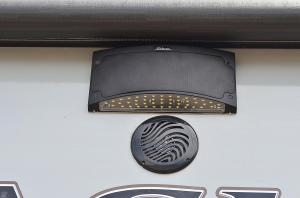 LED Porchlight-Bluetooth Speaker