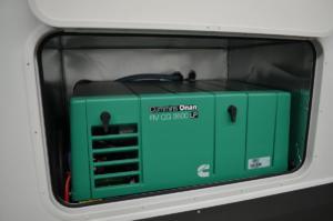 3.6 Onan LP Generator
